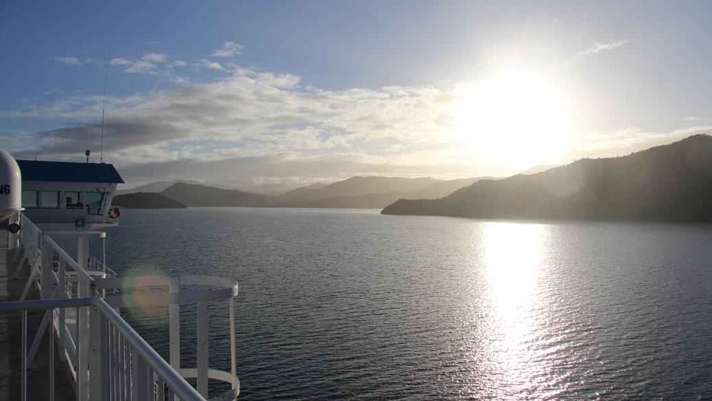Auf zur Südinsel
