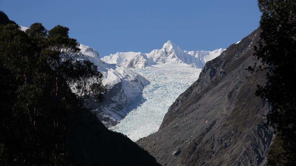Fox & Franz Josef Glacier