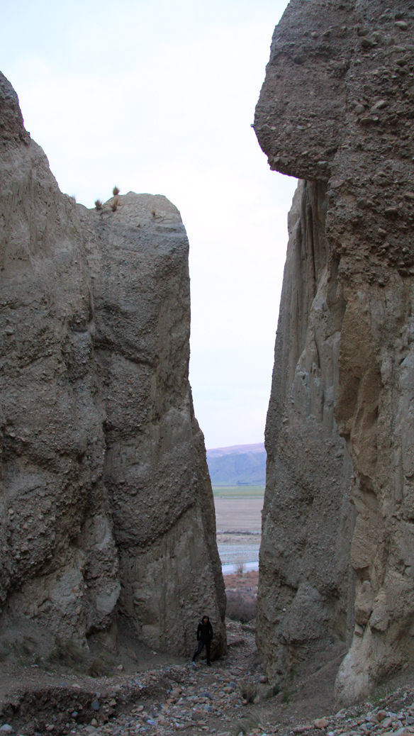 Clay Cliff Canyon