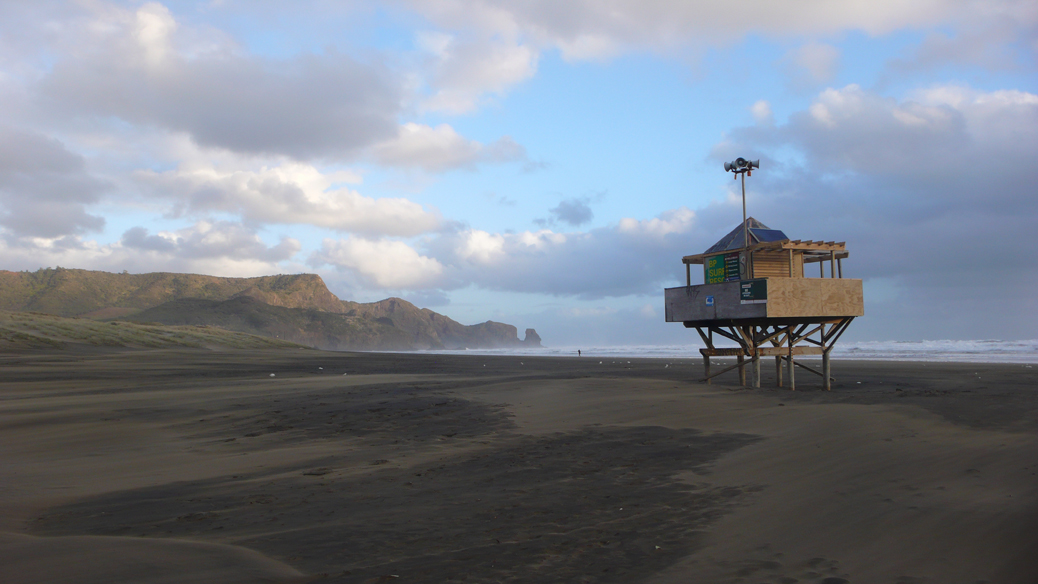 Waitakere Ranges – Bethells Beach