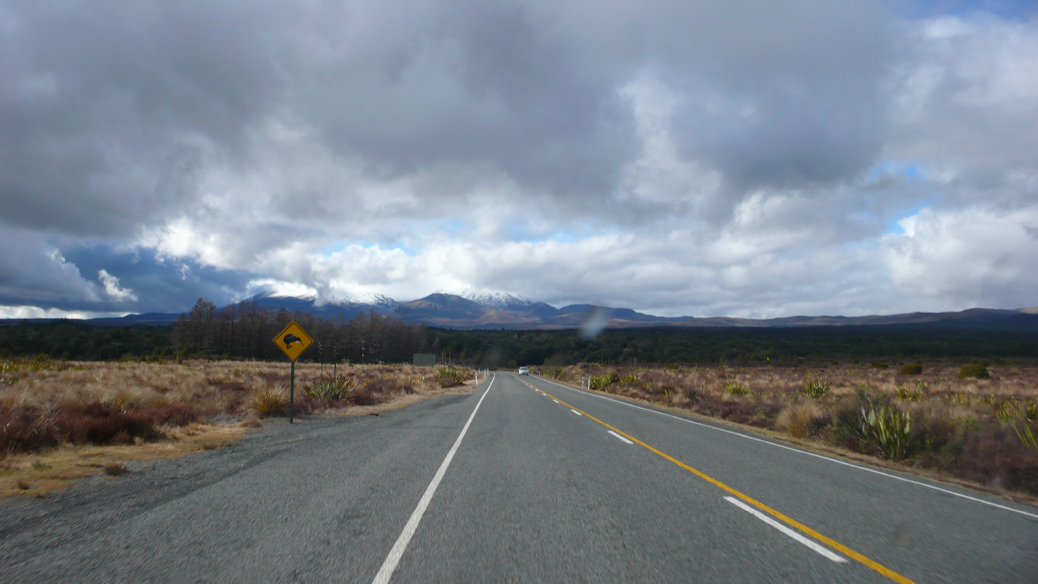 Vulcano Loop – Tongariro Nationalpark