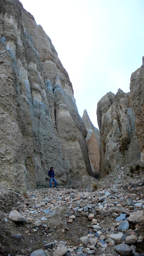 """""""kleiner"""" Ben und die Clay Cliffs"""