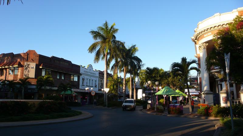 Mackay City