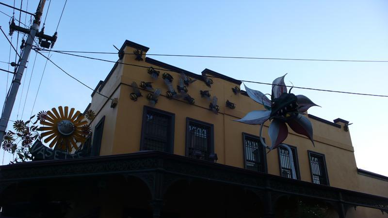 Brunswick Street Fizroy