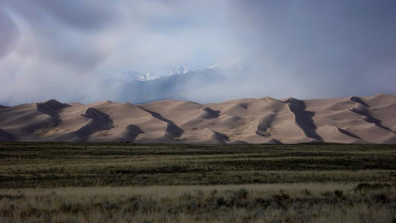 Great Sanddunes Nationalpark