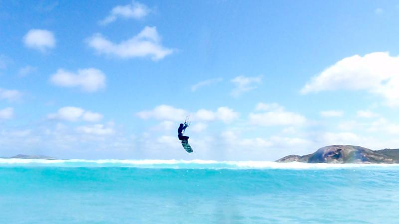 Jumping! :-) Yeah!