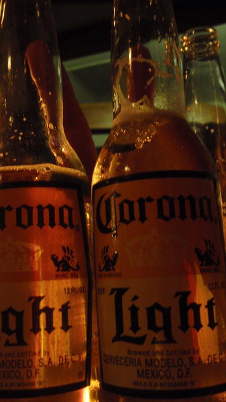 Light Beer gibts au nur in Amiland (und das is kein  alkoholfreies Bier! )